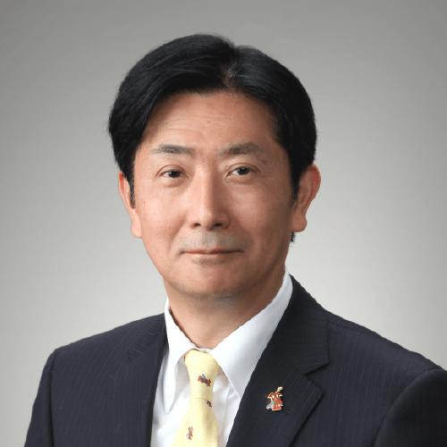 代表の松本 写真